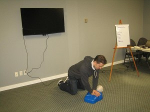 "workplace approved CPR ""C"" and AED Re-Certification Courses in Windsor, Ontario"
