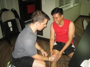 Treatment of Jumper's Knee